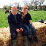 Hook: Farmer Steve, Laura & Baxter
