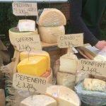 Capo Caccia: Cheese & charcuterie